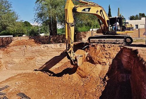 Как образуется строительный грунт и его утилизация