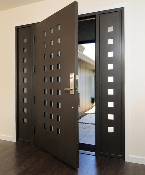 Новый дом – новая дверь