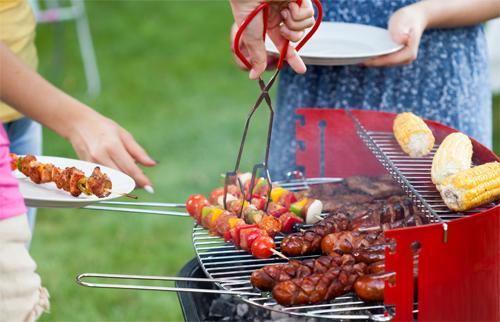 Пикник и шашлык  - лучший отдых для семь