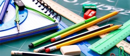 Где лучше приобрести школьные принадлежности?