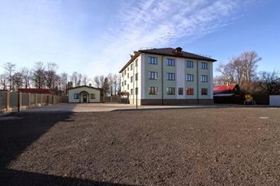 Гостиницы в Петербурге с парковкой