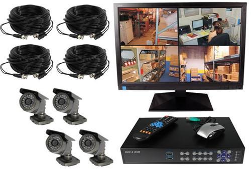 Видеонаблюдение – гарантия безопасности ваших дома и семьи