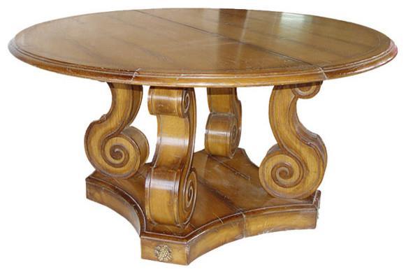Как выбрать качественный деревянный стол