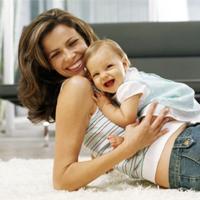 Как похудеть после родов за год