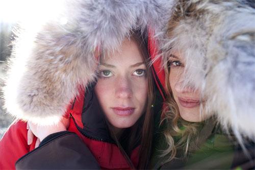 Виды модных женских зимних курток