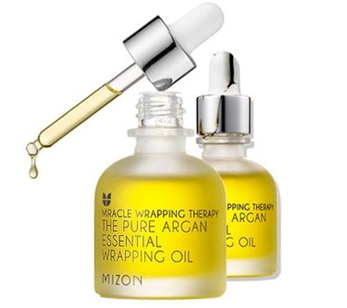 Чудесные свойства арганового масла и одной сыворотки от Mizon на его основе