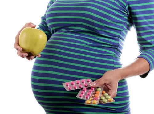 Японские витамины: правильный выбор будущих мам