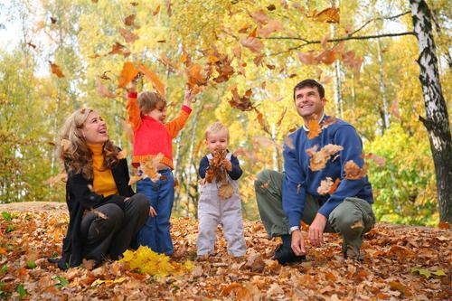 Семейные фотосессии - память длиною в жизнь