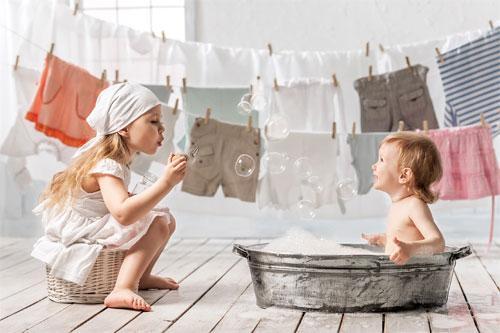 Гигиена детских вещей