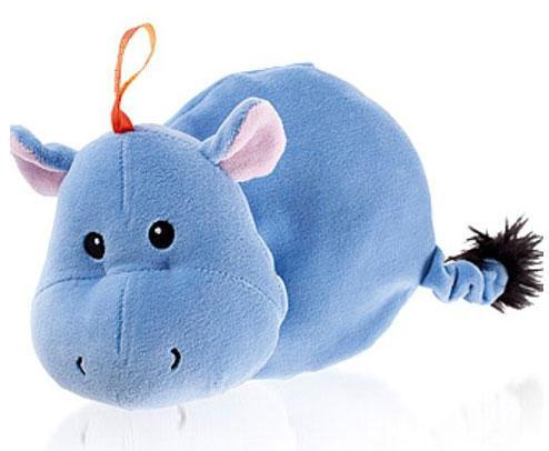 Игрушечная грелка для детей гарантирует спокойный сон и приятное тепло