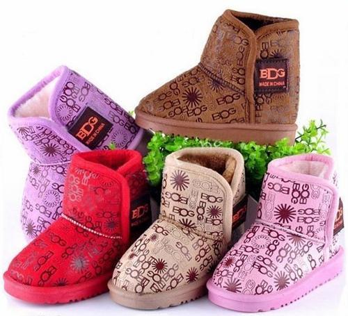 Как выбирать зимнюю обувь ребенку