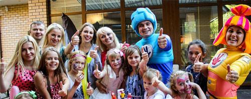 Принципы хорошего праздника для малышей