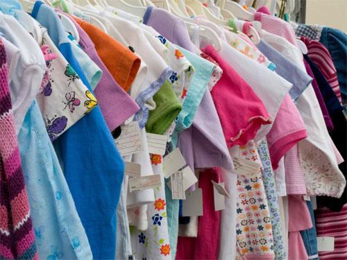 Весенний гардероб девочки