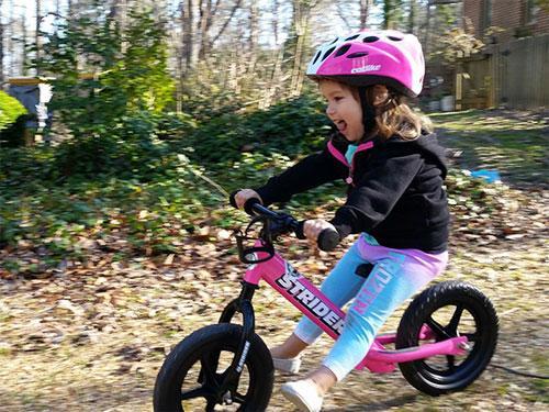 Как выбрать велосипед ребёнку?