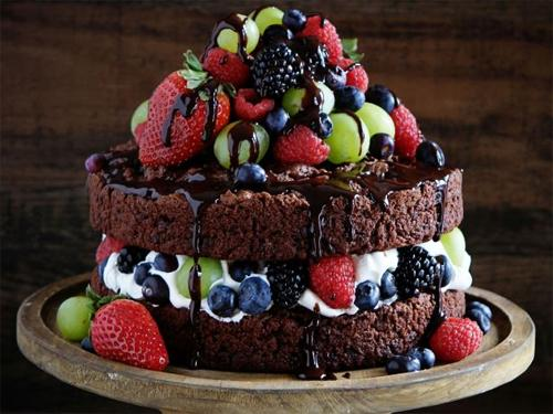 Торт – король праздника!