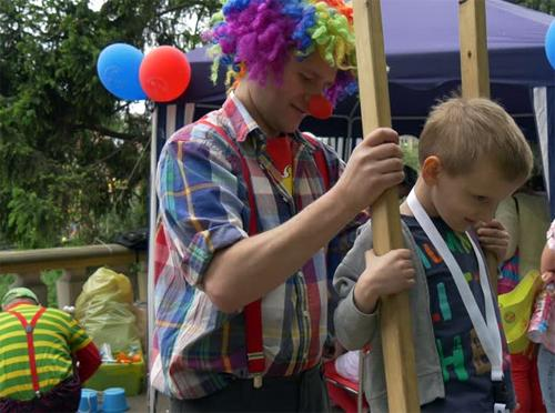 Веселый праздник для детей