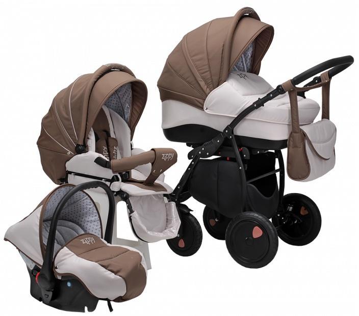 Детские коляски: советы при выборе