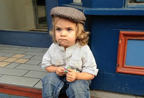 Приобретенные расстройства речи у детей