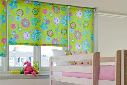 Идеальные шторы для детской комнаты