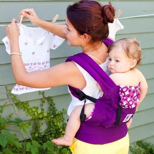 рюкзак-кенгуру для ребёнка