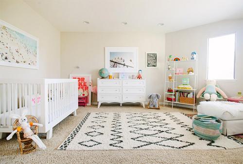 Идеальный ковёр в детскую
