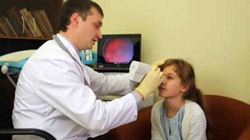 Бережем глаза ребенка от ангиопатии