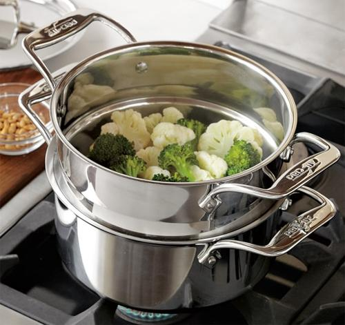 Блюда на пару: самый древний и полезный способ приготовления пищи