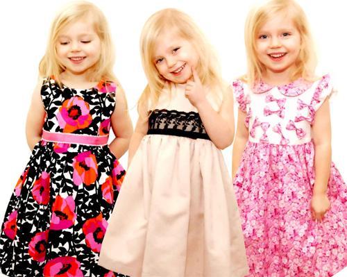 Сарафаны для маленьких принцесс