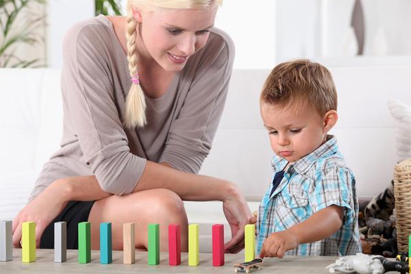 Няня и развитие ребенка
