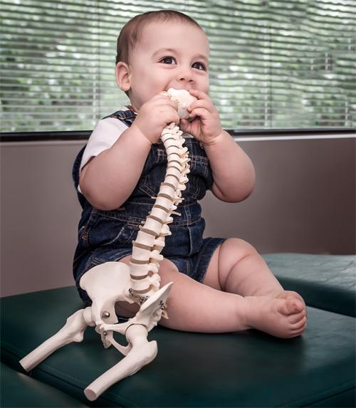 Бережем позвоночник ребёнка
