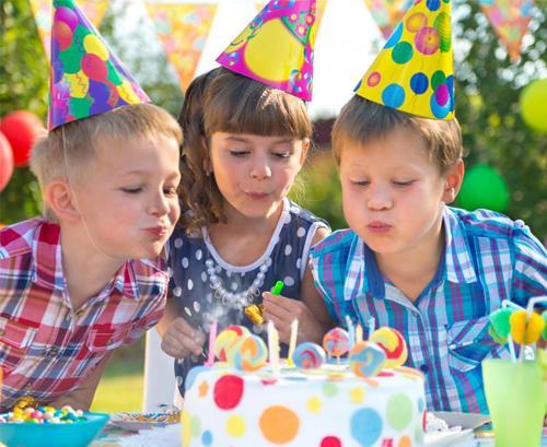 Детский день рождения в Астрахани