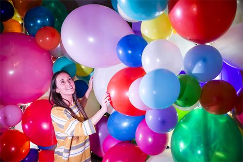 Шары на праздниках — настроение торжества