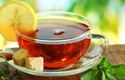 В чае души не чаю