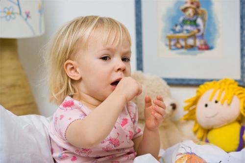 Бронхит у ребенка
