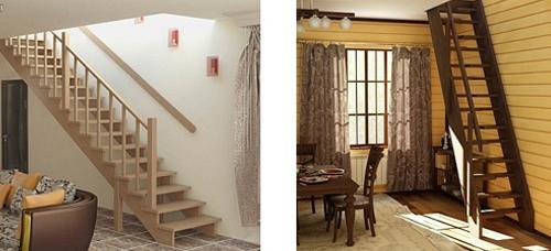 Лестница в доме: сделайте свое семейное гнездышко уютным