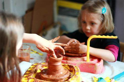 Керамика для малышей