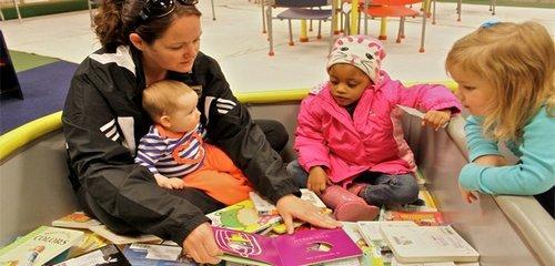 Воспитание детей до трёх лет