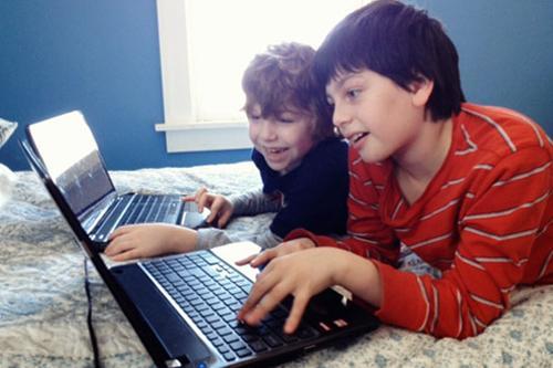 Как развить мальчика компьютерной игрой?