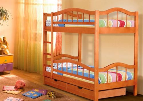 Выбираем детскую кровать лучшего качества