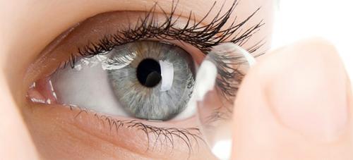 Линзы контактные: лучший способ повысить остроту зрения
