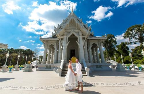 Преимущества проведения свадебной церемонии в провинции Краби, Таиланд