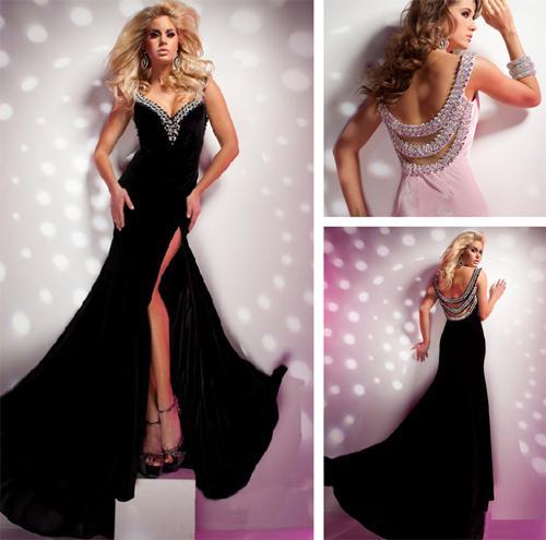 Вечернее платье: секреты выбора
