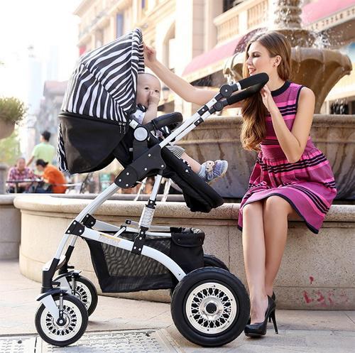 Советы по выбору правильной детской коляски