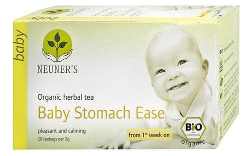 Чай для ребёнка до года