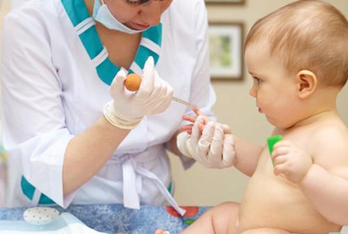 Анализ крови клинический у ребенка
