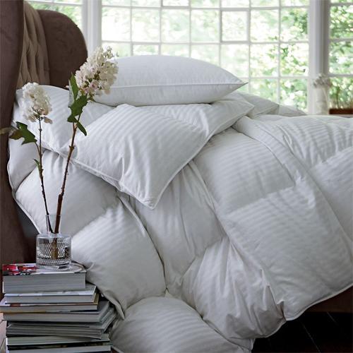 Чем поражают пуховые одеяла?