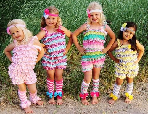 Наряды для маленькой модницы