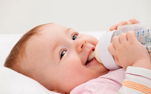 Выбираем смеси для малыша