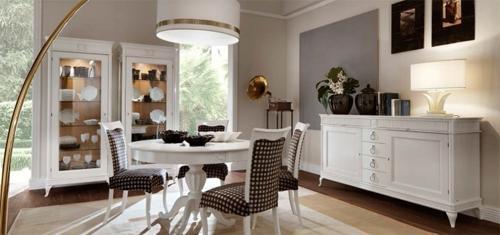 Сдержанный классический стиль мебели Brunello