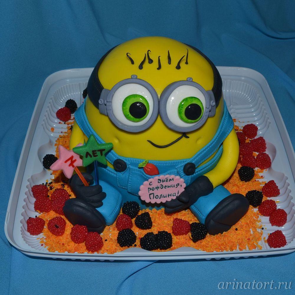 Торт на заказ для ребенка